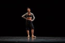 Lauren Cuthbertson in Jonathan Watkins' 'Darl'. Photo by Maria Baranova.