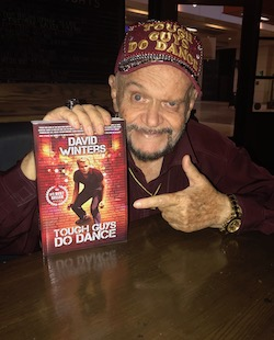David Winters after a book signing in Las Vegas.