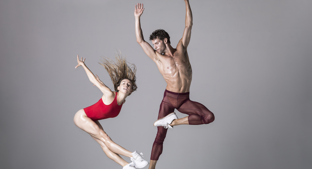 Isabella Boylston and James Whiteside. Photo by Nisian Hughes.