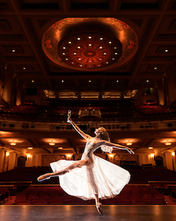 State Street Ballet. Photo by Andre Yew.