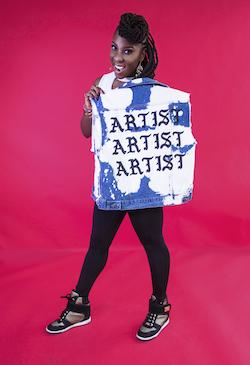 Aysha Upchurch. Photo by Ill-Digital Media.