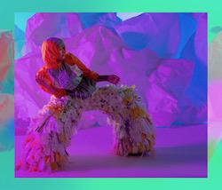 Dancer Najla Gilliam with Movement Direction by Elena Vazintaris. Director of Photography: Daniel Garcia.