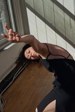 Elena Vazintaris. Photo by Jim Lafferty.