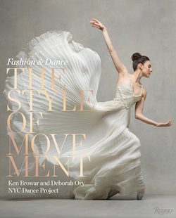 'The Style of Movement' book cover.