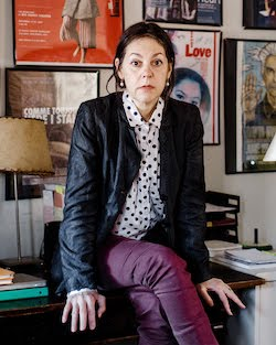 Annie-B Parson. Photo by Ike Edeani.