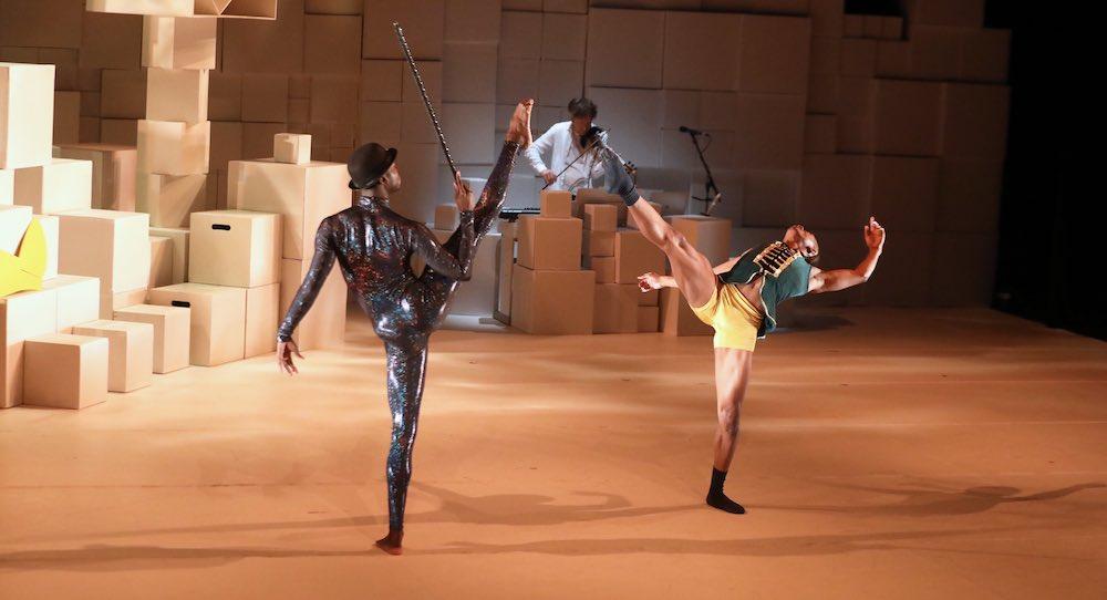BalletX's 'The Little Prince'. Photo by Bill Hebert.