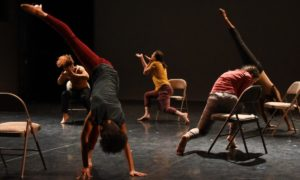 Choreography by Camille Moten. Photo by John Evans.