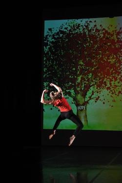 Choreography by Elizabeth Malone. Photo by John Evans.