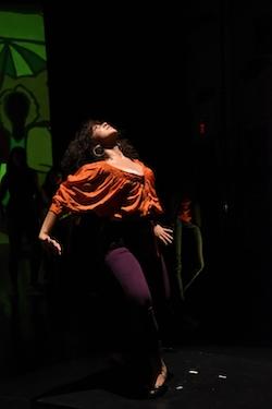 Choreography by Kiri Avelar. Photo by John Evans.
