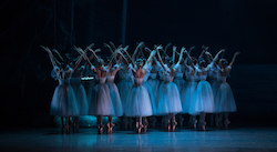 Boston Ballet in 'Giselle'. Photo by Rosalie O'Connor, courtesy of Boston Ballet.