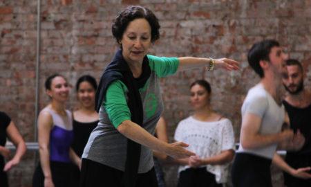 Graciela Kozak. Photo by Hallee Bernstein.
