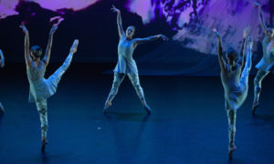 MOVEIUS Contemporary Ballet. Photo by Brian Mengini.