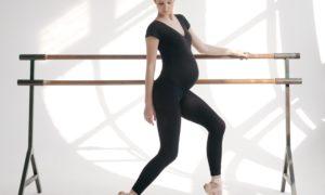 Dancing pregnant