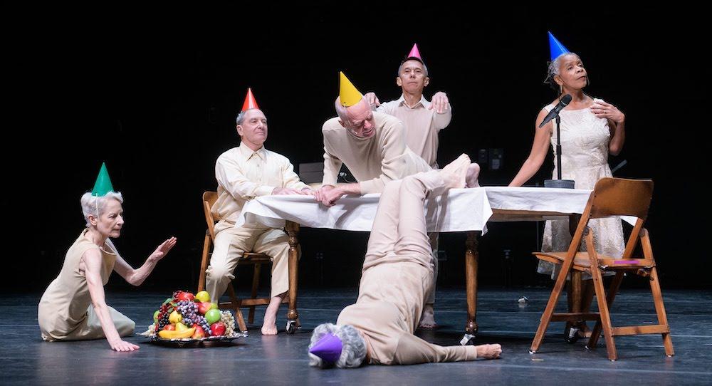 Big Dance Theater's 'The Road Awaits Us'. Photo by Ian Douglas.