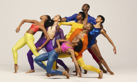 Alvin Ailey American Dance Theater. Photo by Andrew Eccles.