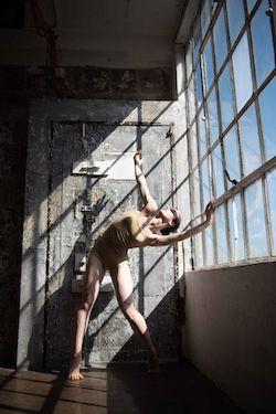 Holly LaRoche. Photo by Juan Zapata.