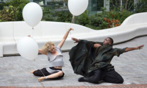 Photo courtesy of Dare to Dance in Public Film Festival.