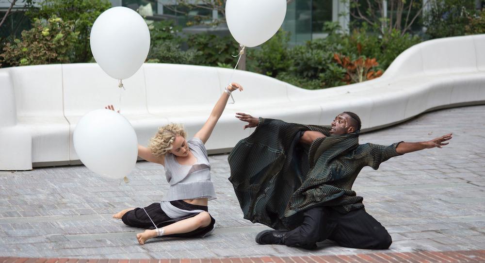 Photo courtesy of Dare to Dance in Public Film Festival.