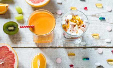 Vitamin C for dancers