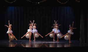 CONNetic Dance's 'Nutcracker Suite and Spicy'.