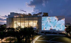 New World Center. Photo by Claudia Uribe.
