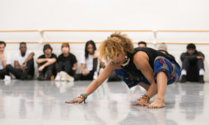 Mark Morris Dance Center's Shared Space. Photo by Beowulf Sheehan.