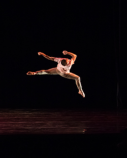 'Nothing Has Changed' by Miyah Henderson at Young Choreographer's Festival. Photo by Jaqlin Medlock.