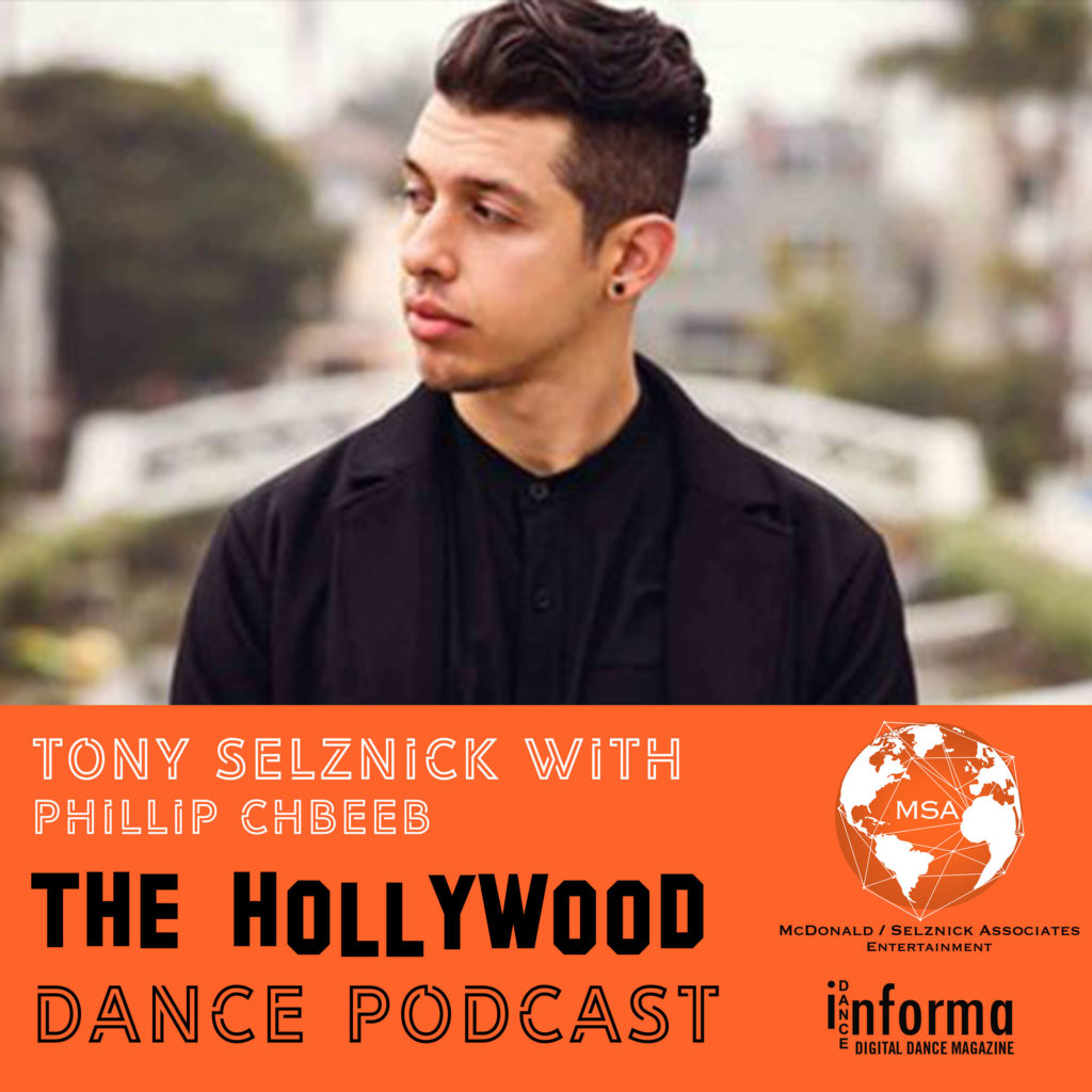 Hollywood Dance Podcast with Phillip Chbeeb