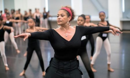 Debbie Allen. Photo by Oliver Bokelberg.