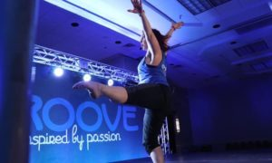 Jill Lazzini. Photo courtesy of Groove Dance Competition and Convention.