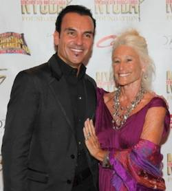 Joe Lanteri and Carol Paumgarten. Photo courtesy of Steps on Broadway.