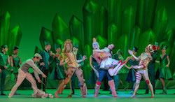 Colorado Ballet in 'The Wizard of Oz'. Photo by Mike Watson.