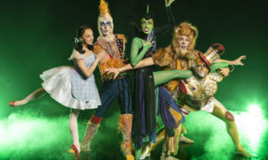 Artists of Colorado Ballet in 'The Wizard of Oz'. Photo by Kate Rolston.