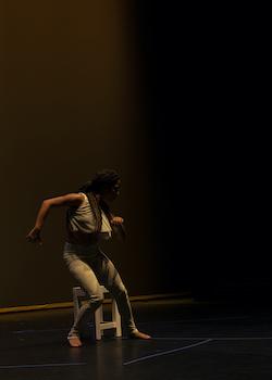 Megan Curet. Photo by Gabriela Chavez.