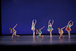 New York City Ballet MOVES in Alexei Ratmansky's 'Pictures at an Exhibition'. Photo by Paul Kolnik.