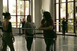 Rachel Brown enseigne à l'Université d'État de Montclair. Photo de Teresa Marie Dejesus-Gomez.