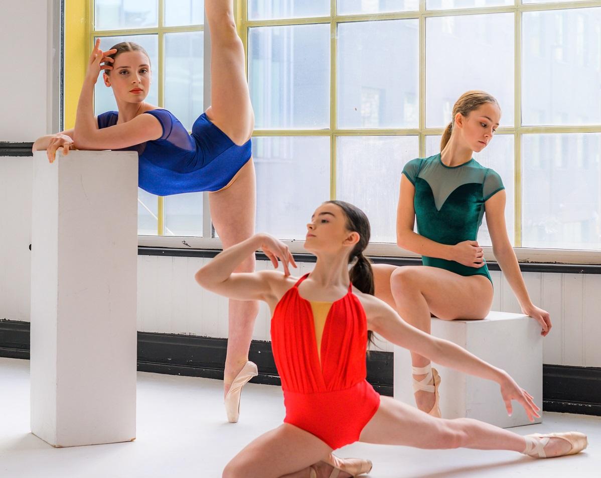 Ilogear dance wear photo shoot