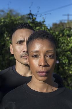 Francisco Gella and Yusha-Marie Sorzano.
