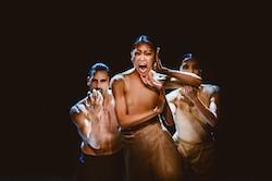 Nederlands Dans Theater in Marco Goecke's 'Walk the Demon'.
