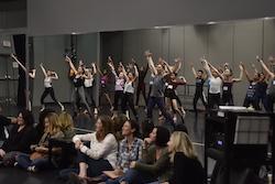 Institut des danseurs préprofessionnels. Photo par Audrey Derell.