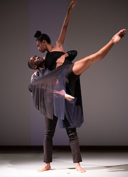 Dana Tai Soon Burgess Dance Company's 'A Tribute to Marian Anderson'. Photo by Jeff Malet.