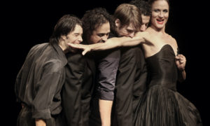 Pina Bausch's 'Vollmand'. Photo by Julieta Cervantes.