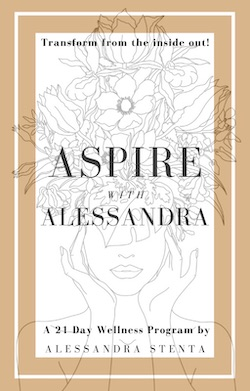 Aspire with Alessandra.