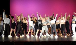 Continuum Dance Co. Photo by Nenad Gucunski.
