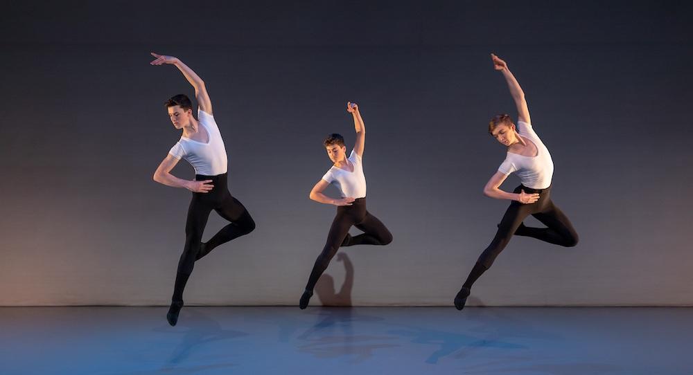 Elmhurst Ballet School students. Photo by Andrew Ross.