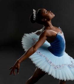Ingrid Silva. Photo by Steven Vandervelden.
