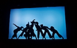 Continuum Dance Co. Photo by Brielle Pryor.