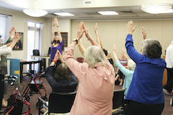 AileyDance for Active Seniors: Dance from and back to the people