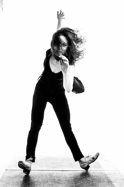 Michelle Dorrance. Photo by Matthew Murphy.