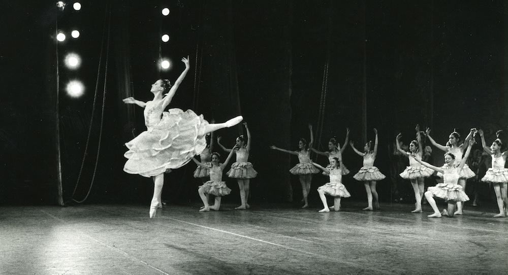 New York City Ballet in 'Coppélia'. Photo by Susanne Faulkner Stevens.